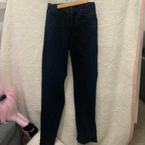 NYDJ Not Your Daughters Jeans Dark Wash Bootcut